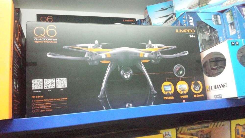 JUMPBO Q6 DRONE (SYMA X8C CLONE)