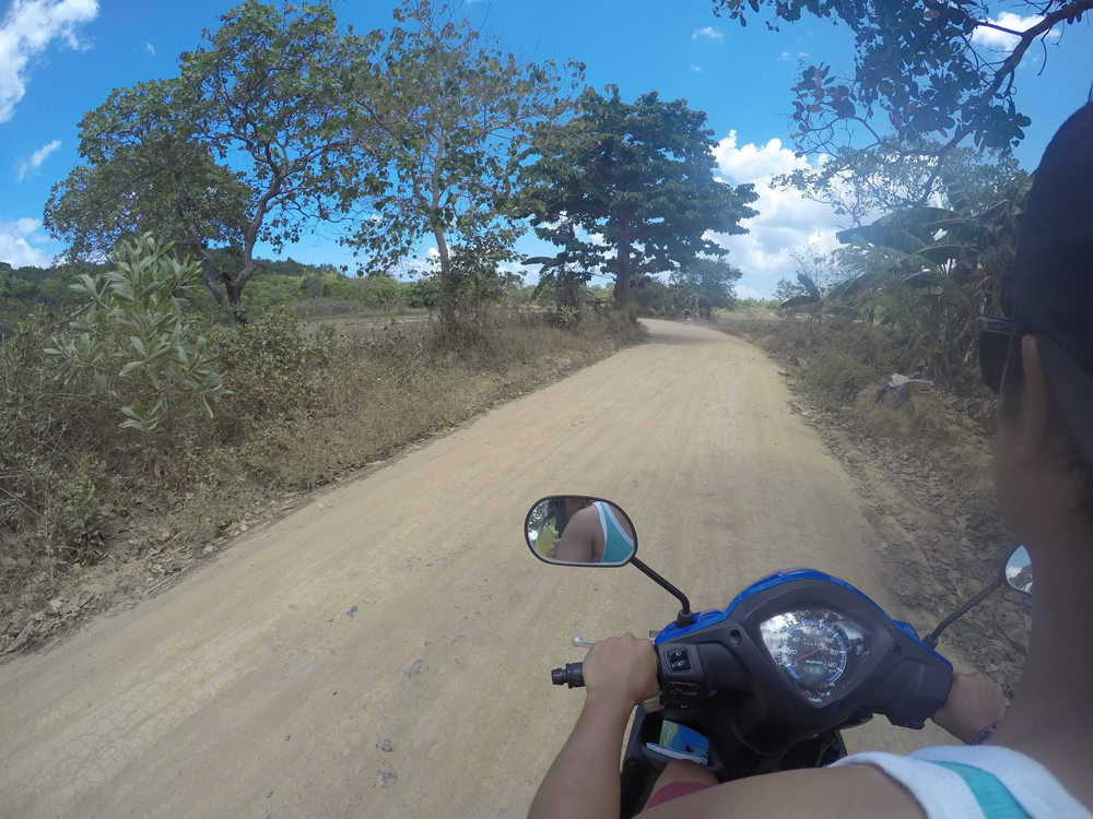 Dirt Road on route to Nacpan Beach