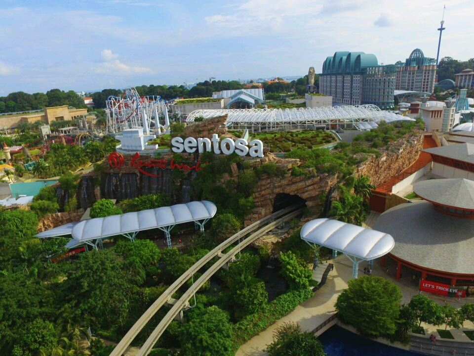 SENTOSA RESORTS WORLD