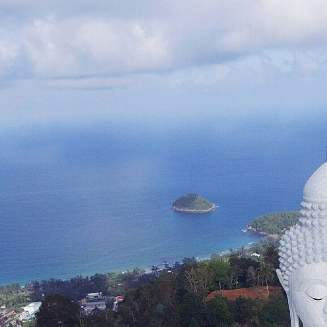 Ongoing construction but it was still worth the long drive! ❤👫👍🐒🤗 Picture of 4/4. Check out our profile for the whole picture! #bigbuddah #kohsamui #thailand #wanderingwaffleheads #wanderlust  #travelblogger #travelcouple #canonph #canon #canonG7x #traveling #traveltheworld #travelstoke #traveldiaries #explore #travelphoto #effortlessdigital #travelph #travelgram #travelpinoy #travel️ #travelasia #asia #philippines #travelgram #traveling #traveladdict #FotografiaUnited #travelphotooftheday #grammerPH #goPH #photooftheday