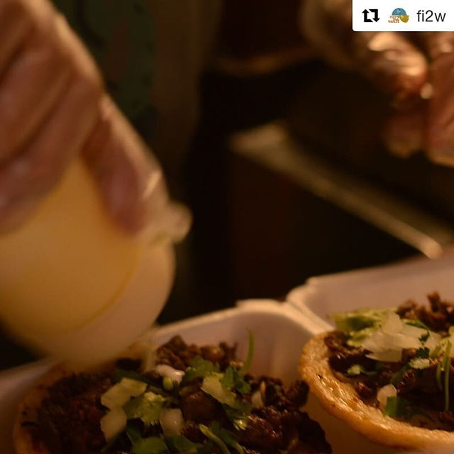 """#Repost @fi2w ・・・ Our online magazine is LIVE! 🔊In a message to our readers entitled """"Hate Immigrants, Love Their Food"""", @fi2w Founder and Executive Producer, @johnkrudolph, reflects on American attitudes towards immigrant food traditions. (Link in bio) . . """"Americans love foods from all over the world. They swoon at flavors brought to this country by immigrants. How else do you explain the success of fast food chains including Taco Bell, Chipotle and Pizza Hut? Salsa is America's favorite condiment, outselling ketchup."""" . . """"But then there's that wall. You know, the one that the current occupant of the White House and many of his supporters want to build to keep people out. #Immigrant food is welcome, but not the people who brought it here, including many immigrant workers who cook and serve in restaurants and harvest the crops."""" . . Visit www.fi2w.org to continue reading. . . Photo by: @rachiepuff. . #immigrants #immigrantfood #food #foodculture #foodgram #foodjustice #fi2w #news #newsroom"""