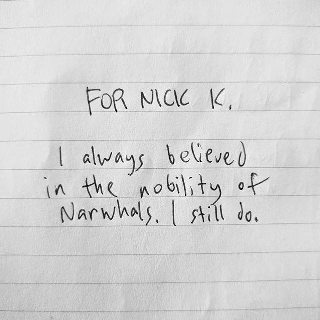 Series donor haiku number 15 goes out to #dreams. Thanks for your support, Nick!  This is the last haiku for now. If you want to see more personalized poetry, tap the link in our profile and support independent filmmaking with a donation :)