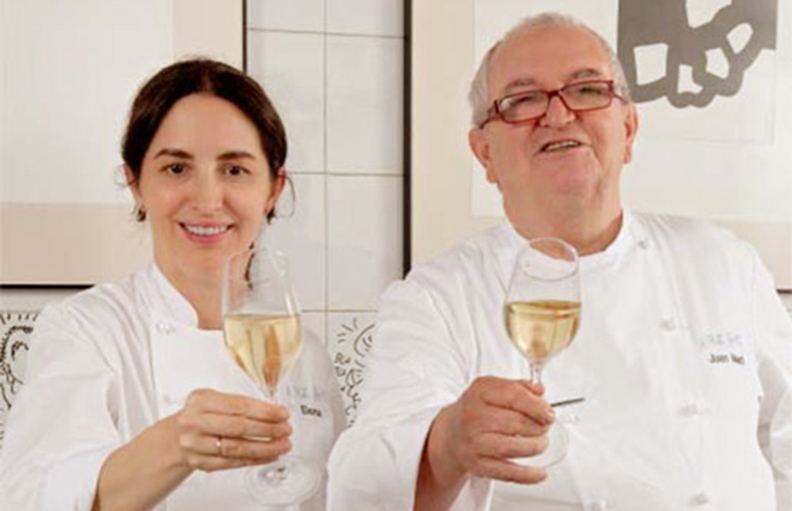 Juan Mari Arzak and Daughter Elena 2, 11.jpg