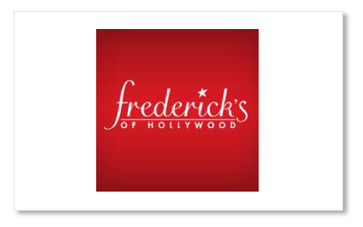 Frederick's of Hollywood - Shop the U.S. from Nigeria