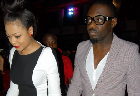 JIM IYKE PROPOSES TO NADIA BUARI