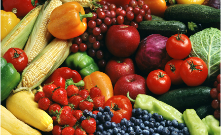 VEGETABLES LOWER YOUR BLOOD PRESSURE, EAT THEM!!!