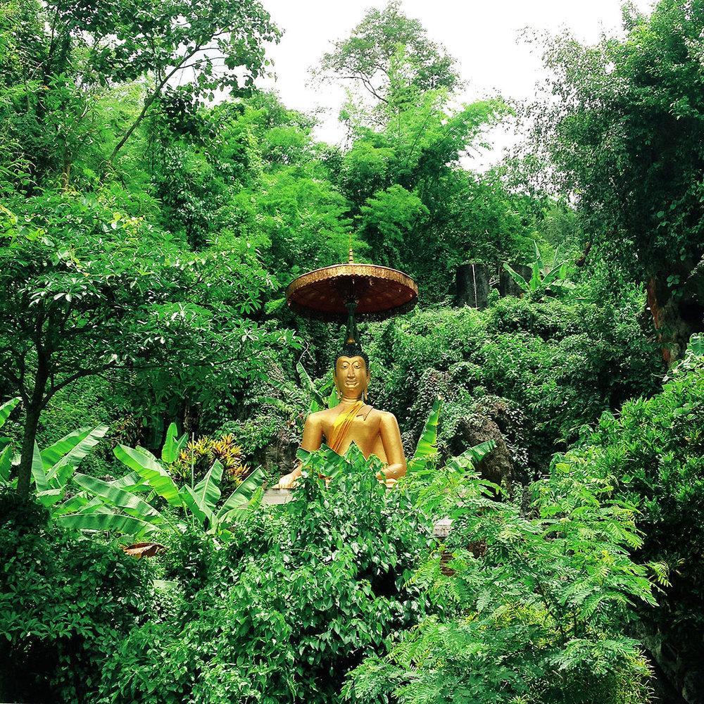 Wat Tham Chiang Dao - Chiang Dao, Thailand