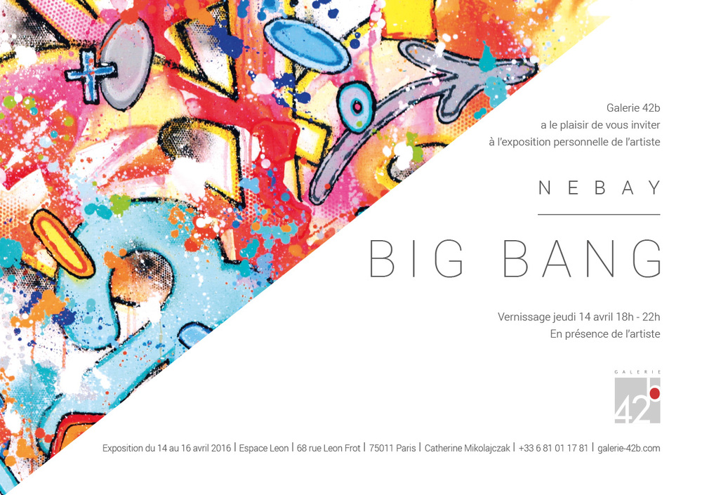 Invitation NEBAY_BIG BANG