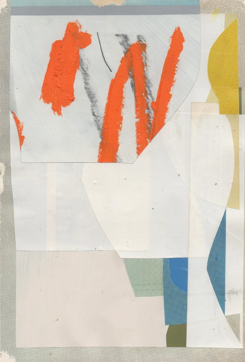 ED BATS - MANLY SISTERS - Crayon gras et acrylique sur collage papier - 25,5 x 19 cm - 2018 .jpg