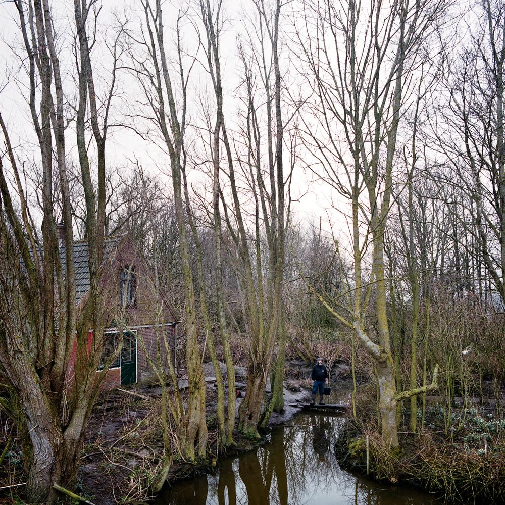 – F. N. ten Hacken en boerderij, Aartswoud