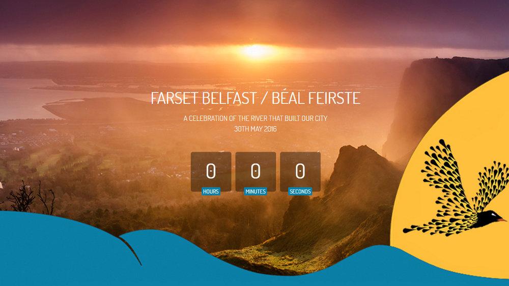 Belfast cultural festival website