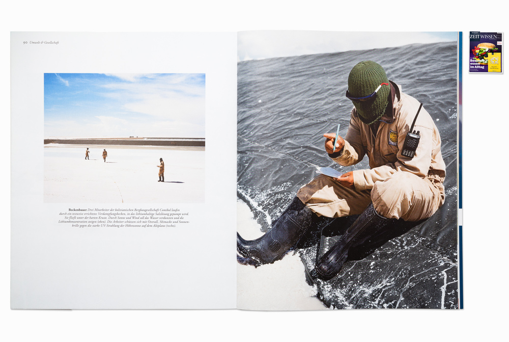 "From the series ""SALAR"", published in ZEIT Wissen magazine, 2012"