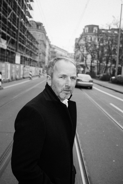Stefan Schwarz, Autor, for Zeit Magazin, Leipzig 2016
