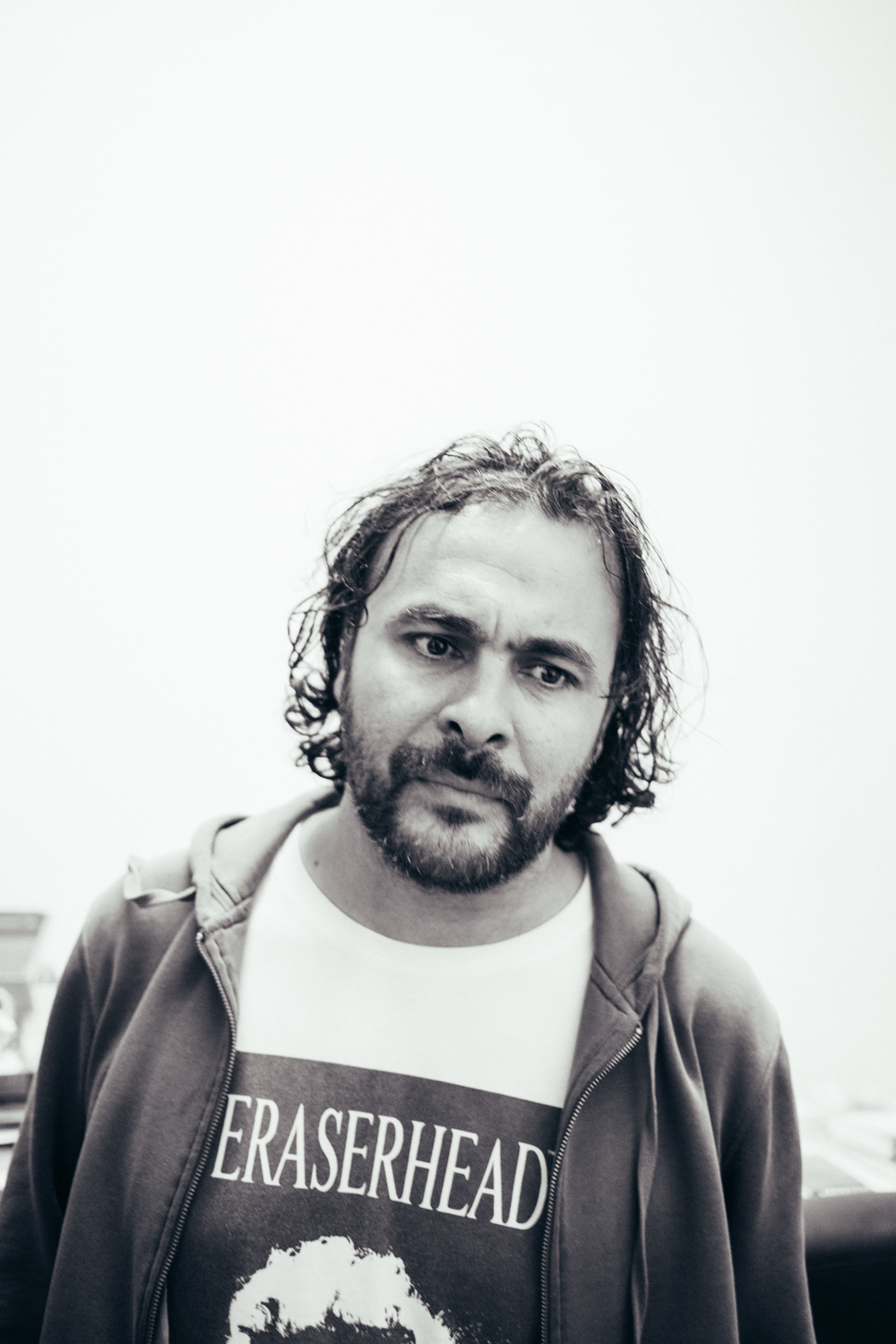 Kader Attia for Weltkunst, Berlin 2016