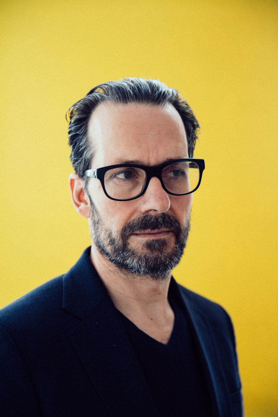 Konstantin Grcic für Frankfurter Allgemeine Quarterly, Berlin 2017