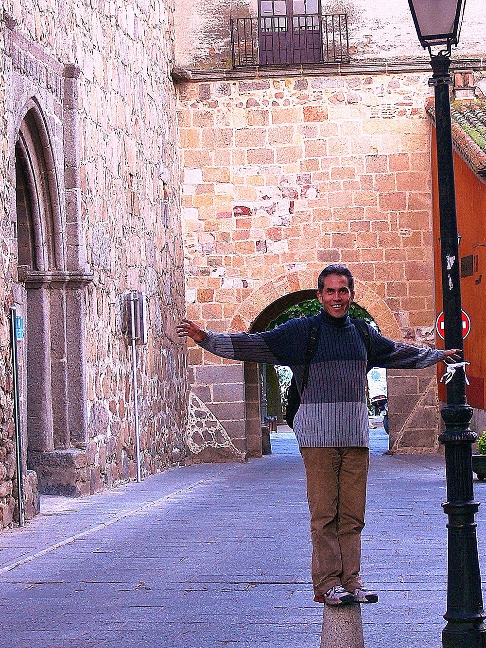 Day Out for Life Coach Axel 2011 Avila Spain.jpg