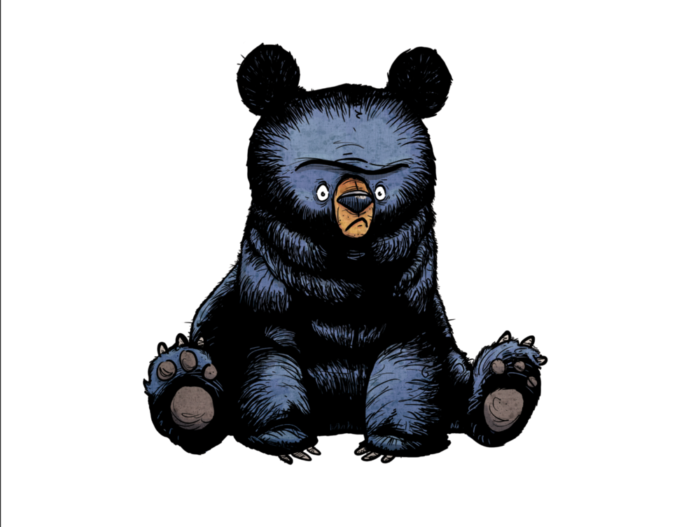Click on the image above to learn more about  Ryan T. Higgins , the author and illustrator who brings this grumpy bear to life in an uproariously funny read aloud.