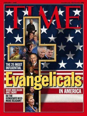 time's evangelicals