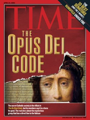 time on opus dei