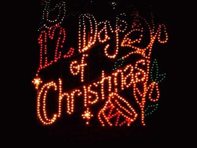 12daysochristmaslights
