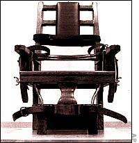 13 1 Electric chair