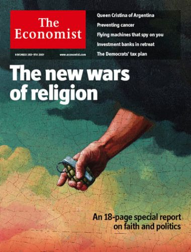 religion in the economist
