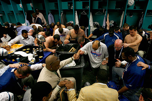 colts praying