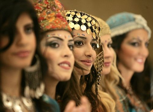 Middle Eastern fashion