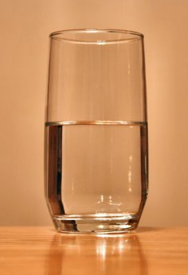 409px Glass of water
