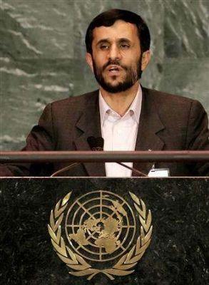 Ahmadinejad un