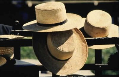 Amish straw hats JPG