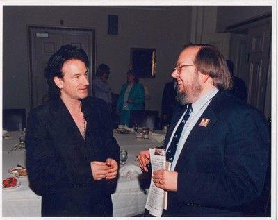 Bono Tmatt 2001