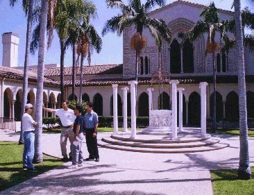 Chapel courtyard JPG