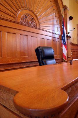 CourtroomJudge