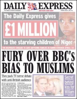 BBC bias
