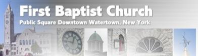 FirstBaptistWatertown