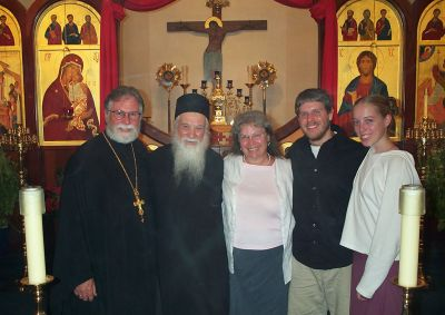 Fr  George