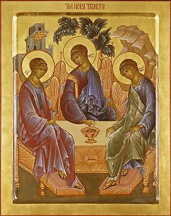 Holy Trinity 250