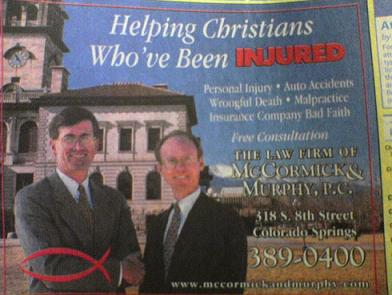 Injured Christians
