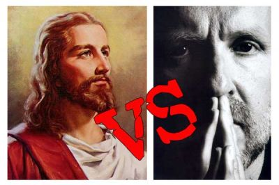 James Cameron vs. jesus christ
