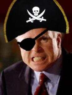 McCainPirate