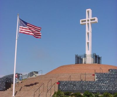 the cross in america