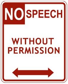 NoSpeechSign