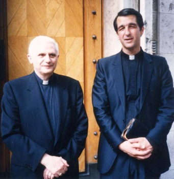 Ratzinger and Fessio