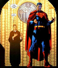 religious superman