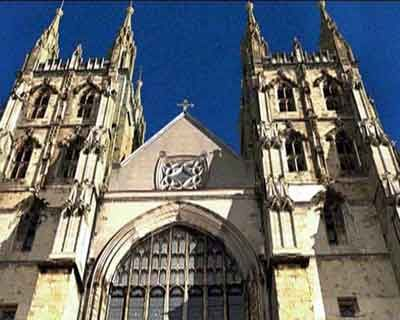The Canterbury Cathedral Pr