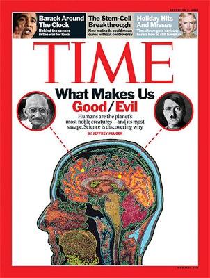 Time Good Evil