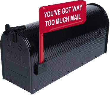 Too Much Mail 01