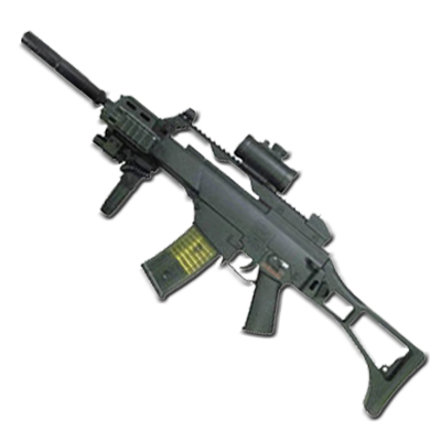 aeg electric m85 airsoft assault rifle m85 2