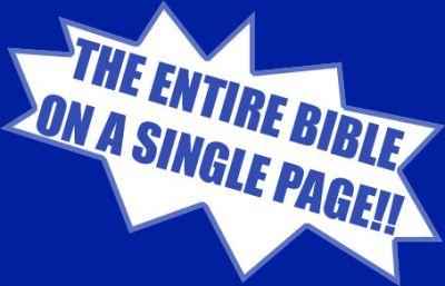bibleonsinglepage